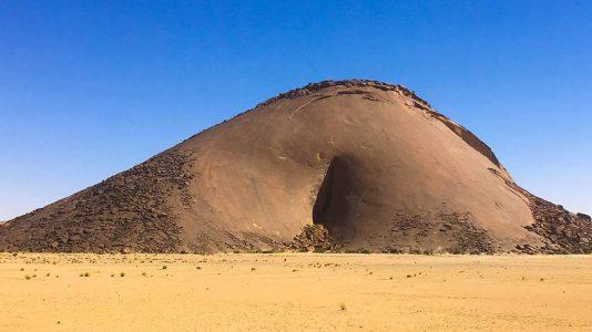 Ben Amira in the Adrar - Mauritania