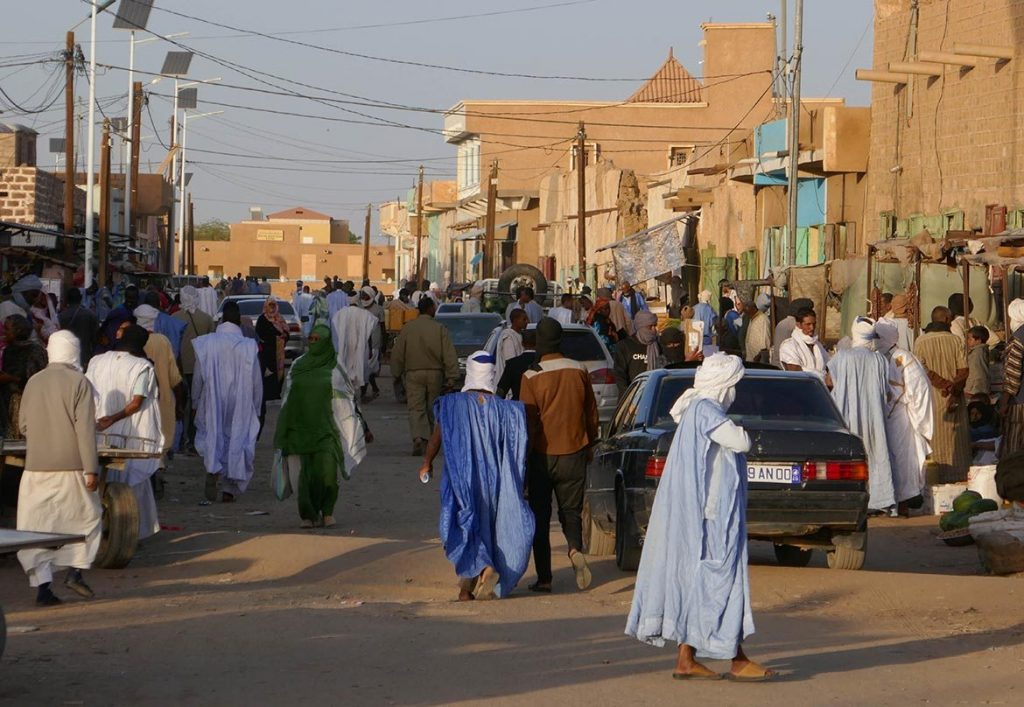 Rush Hour in Atar - Mauritania