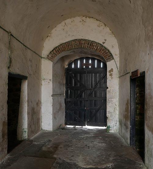 Cape Coast Castle's Door of No Return