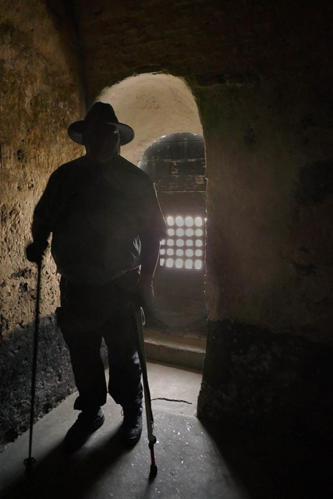 Inside the Death Cell for Rebellious Slaves in Elmina Castle