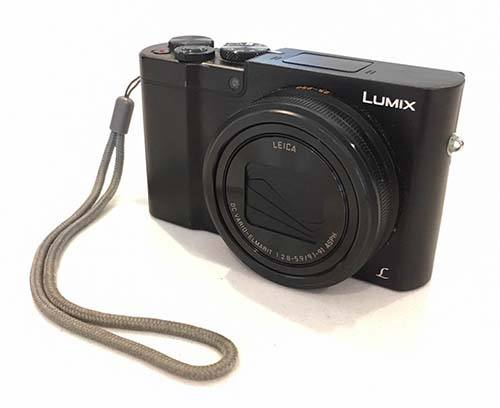 Panasonic DMC-ZS100 Camera with Lens In