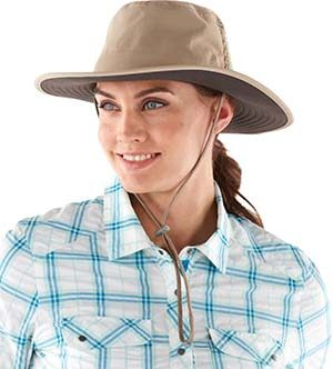 Best African Safari Hats REI Co-op Vented Sahara Outback Hat
