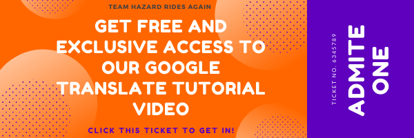Free Access to our Google Translate Tutorial Video