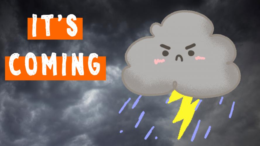 Cotonou Storm is Coming - Benin