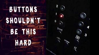 Heavy Duty Ukraine Elevator Buttons