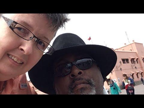 Jemaa el Fna Square in Marrakech, Morocco