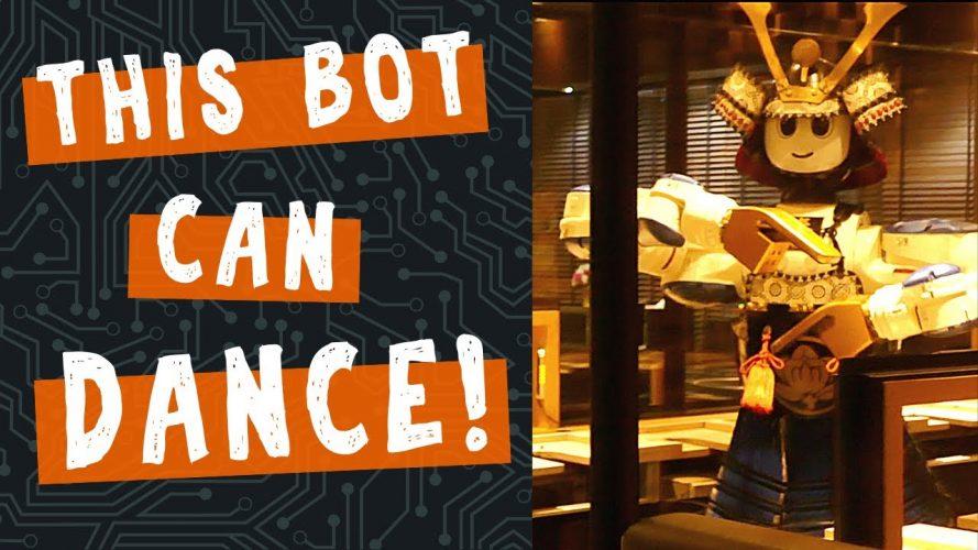 Hajime Dancing Robot Restaurant in Bangkok, Thailand
