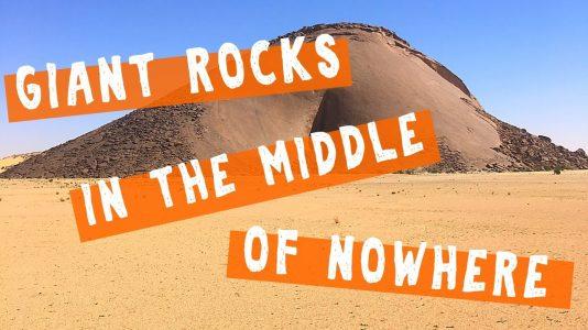 Desert Adventure - Ben Amera, Aisha and Tea in the Sahara - Mauritania