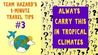 Always Carry This When Traveling in Hot Climates - 1-Minute Travel Tips #3