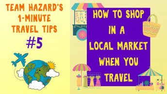 How to Shop Where the Locals Shop When You Travel - 1-Minute Travel Tips #5