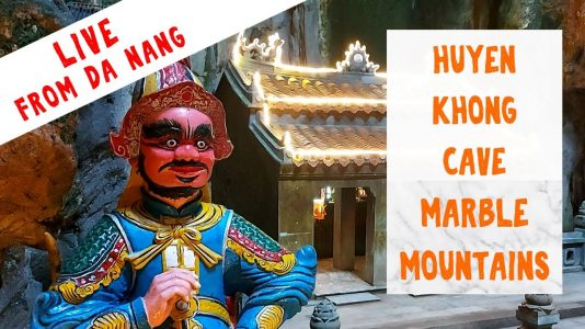 Coolest Cave in the Marble Mountains - Dong Huyen Khong, Things To Do in Da Nang, Vietnam