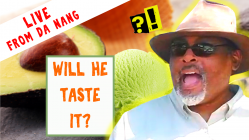 Avocado Ice Cream Taste Test