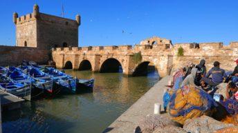 Essaouira Port City in Morocco