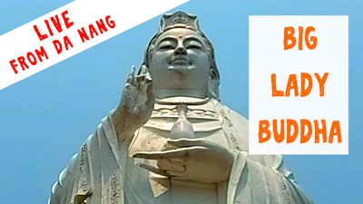 Live Lady Buddha with Face - YT Thumbnails
