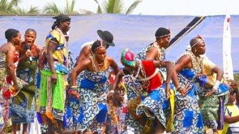 Vodun Dancers in Benin