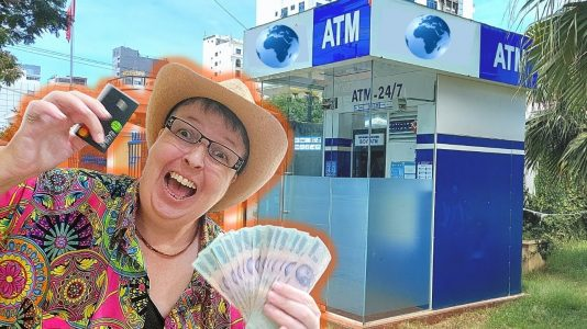 How to Use an ATM in a Foreign Country